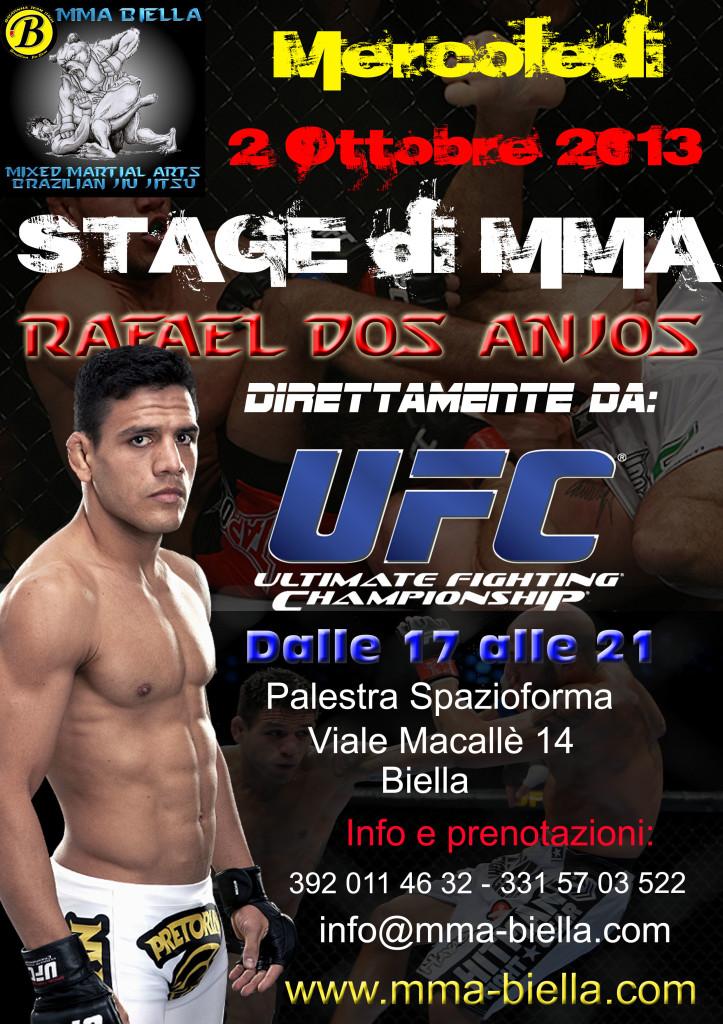 Rafael Dos Anjos MMA Batatinha Biella