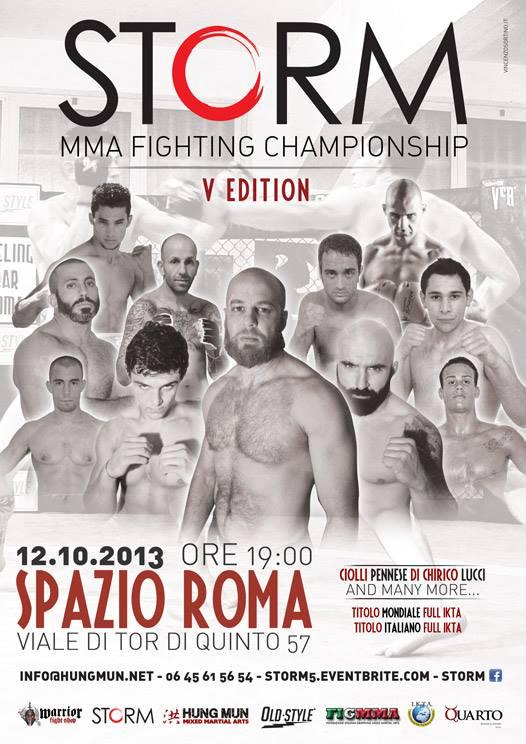 Storm FC - MMA Biella
