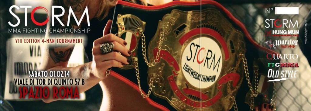 MMA Biella a Storm 8