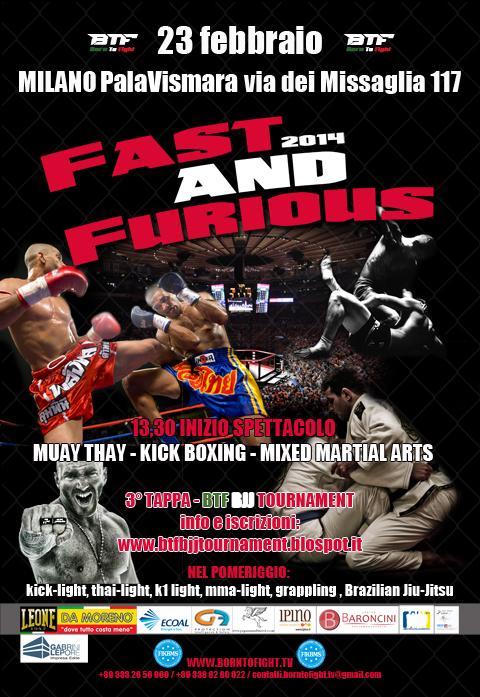 Fast and Furious MMA biella