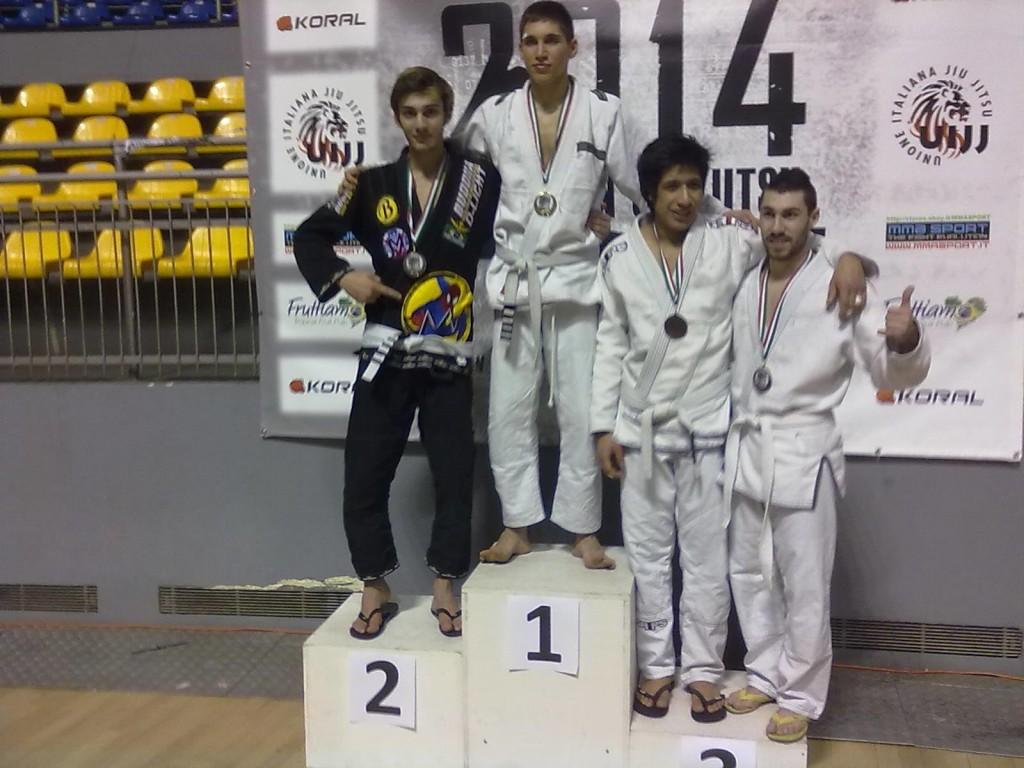 Cannatelli Vince Brazilian Jiu Jitsu Torino
