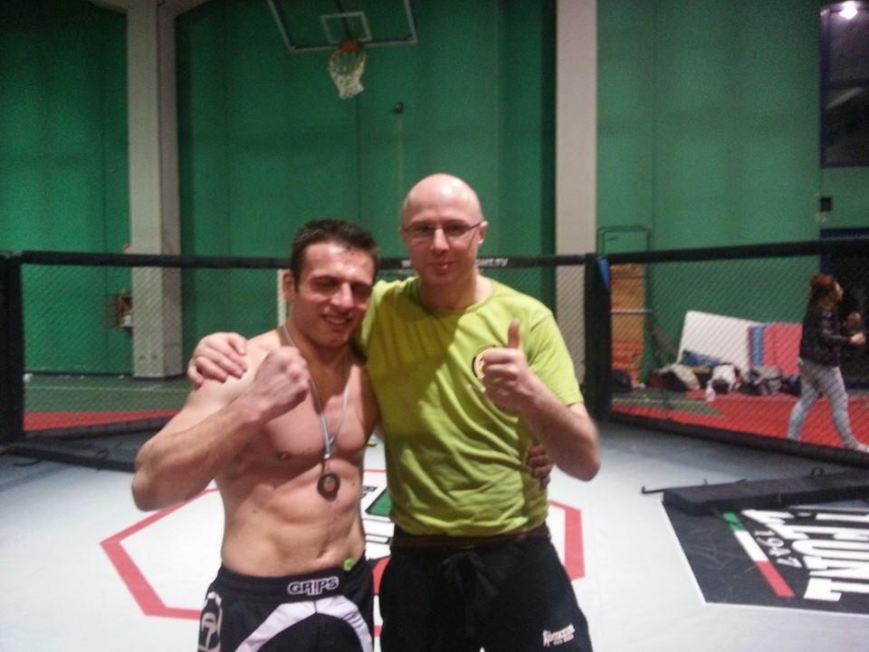 MMA Biella Mingardo Vince