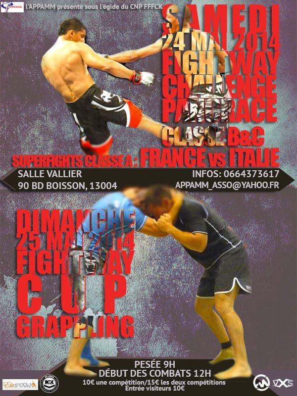 MMA Biella A Marsiglia per combattere