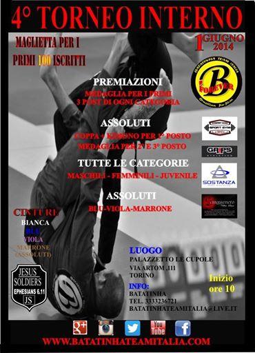 Torneo Brazilian Jiu Jitsu torino MMA BIELLA