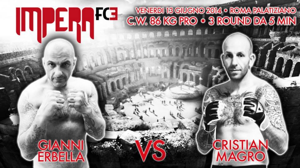 MMA Biella a Roma