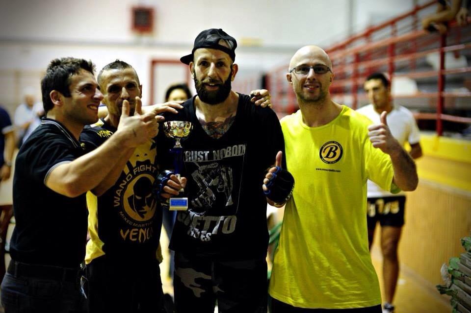 MMA Biella  Magro vince su schiesaro