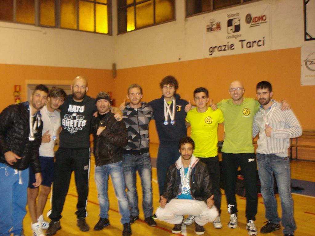 MMA Biella Campionati Italiani 2014 - 2015