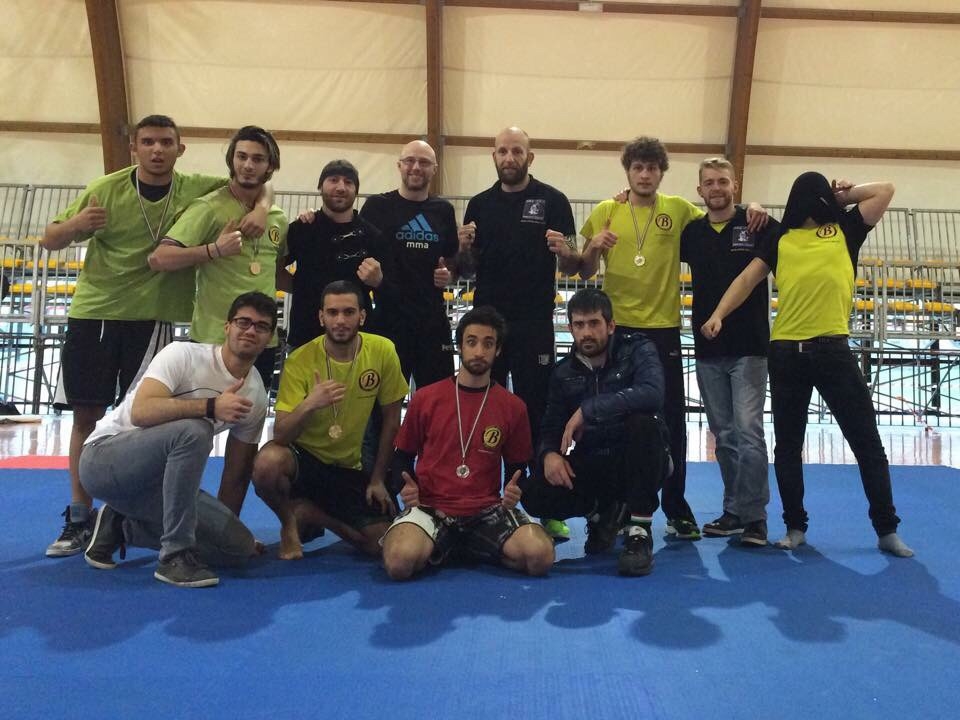 MMA Biella Campionati Italiani mixed Martial Arts