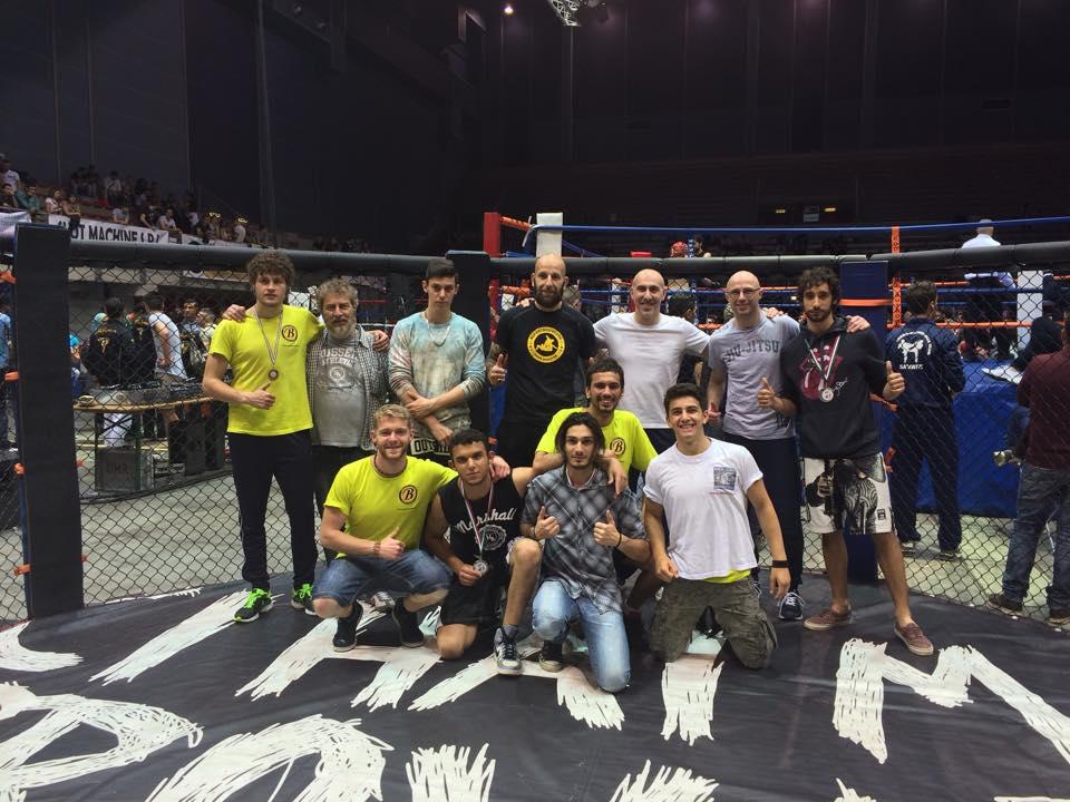 MMA Biella Finali campionati Italiani