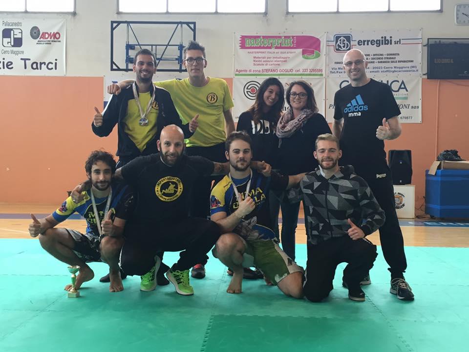 MMA Biella 1 Tappa Campionati Italiani