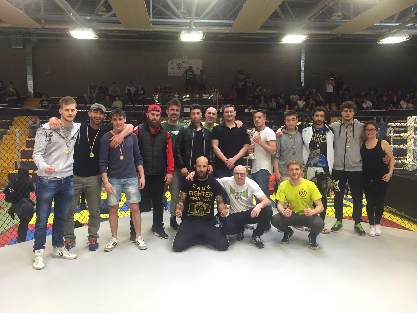MMA Biella Terza tappa 2016 torino
